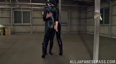 Asian bdsm, Leather bdsm