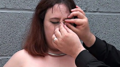 Piercing, Fat girl, Spanking girl, Big natural, Natural big tits, Humiliation
