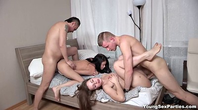 Foursome, Strip game
