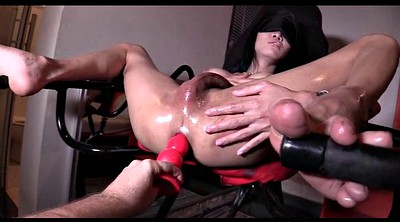 Shemale creampie, Blindfold