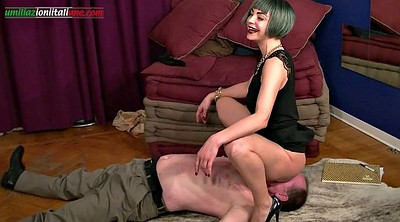 Trample, Trampling, Full, Facesit, Footing