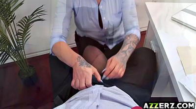 Ryan conner, Office anal