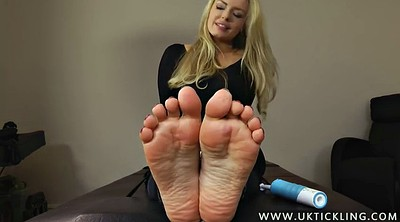 Tickle, Tickling, Bondage feet, Tickle feet, Feet bondage