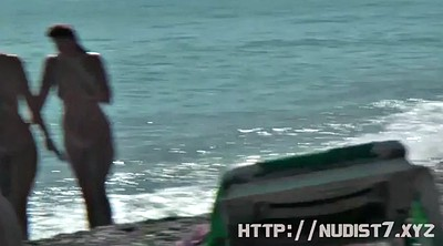 Nudist, Nudism, Naked public, Public beach