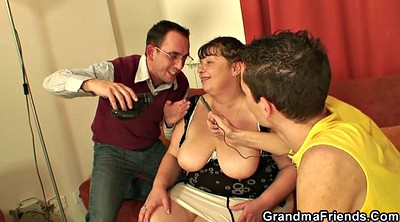 Grannies, Mature gay, Granny boy, Old women, Mature threesome, Boy granny