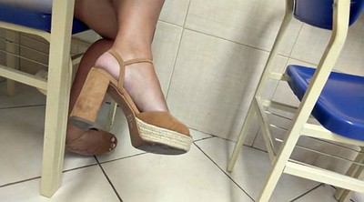 Sole, High heels, High, High-heeled, Girl feet, Girls foot
