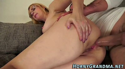 Mature anal, Rimming