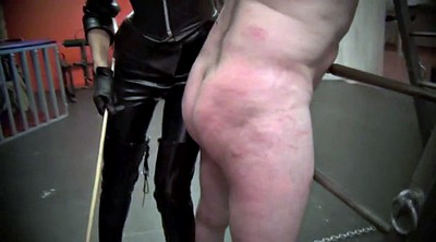 Mistress, Latex, Caning, Caned