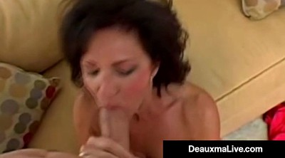 Peeing, Mommy blowjob