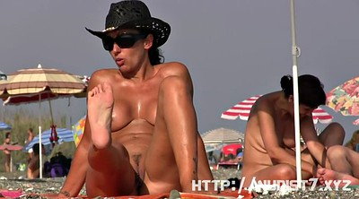 Public, Spy, Nudist beach, Shot, Nudism, Teen bbw