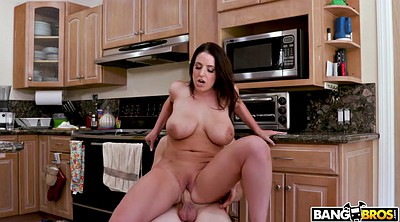 Angela white, Angela, Natural tits