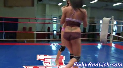 Wrestling, Catfight, Fighting