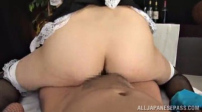 Maid, Asian guy