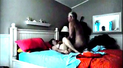 Mature couple, Sex tape