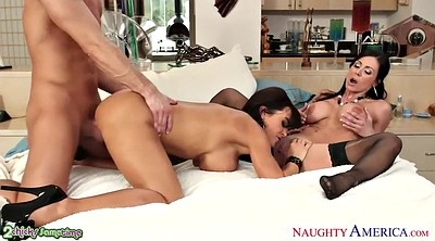 Kendra lust, Old and young, Lisa ann, Mature riding, Anne