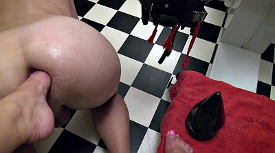 Femdom nurse, Foot fist, Double fists, Anal foot, Nurse bdsm, Foot fisting