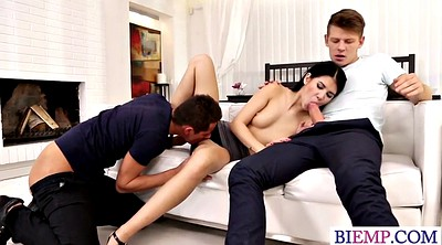 Threesome, Bisexual, Shared