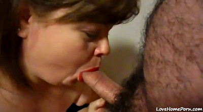 Cum swallow, Wife swallow, Mature swallow