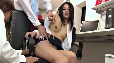 Office, Japanese office, Japanese milf, Asian office, Office milf, Japanese threesome