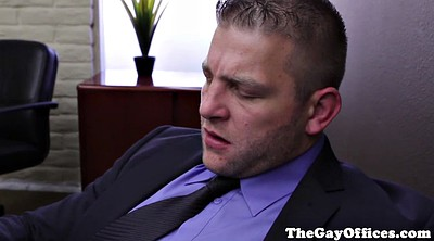 Gay office, Rimming