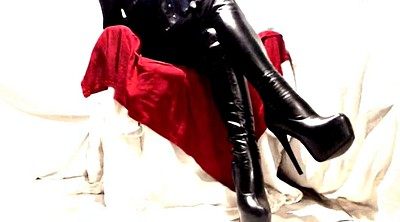Boots, Latex, Boot