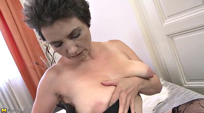 Saggy tits, Saggy, Mature milf