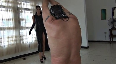 Slave, Whip, Real sex