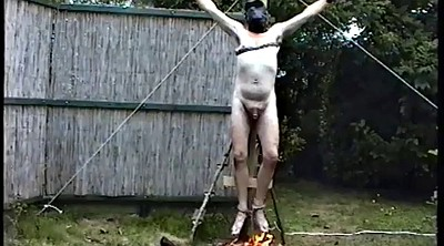 Naked public, Male bdsm, Gay slave