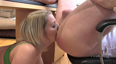Cast, British anal, Office anal, Office fuck, Busty office, Busty casting