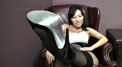 Secretary, Asian foot fetish, Asian secretary, Asian feet, Foot asian