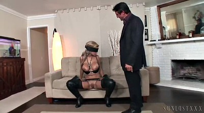 Boots, Leather, Blindfold