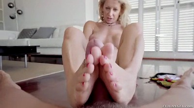 French, France, Mature handjob