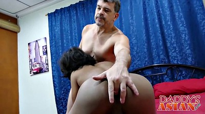 Dad, Gay old, Asian daddy