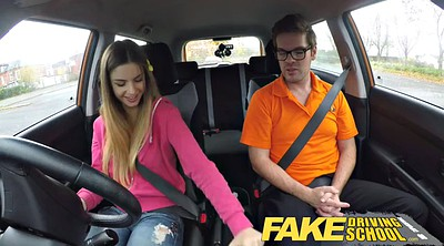 Exam, Italian, Fake driving