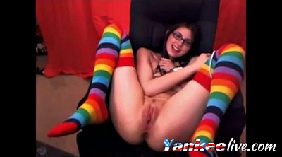 Squirt, Webcam squirting, Nerdy, Amateur squirt