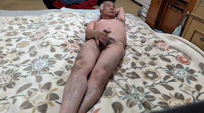 Japanese granny, Asian granny, Touch, Japanese handjob, Japanese love