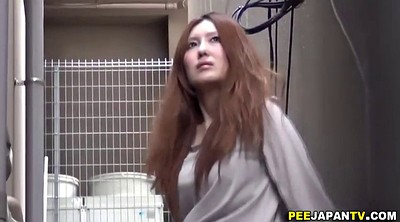 Piss, Pissing, Japanese solo, Shy, Japanese voyeur, Japanese pissing