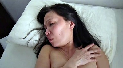 Face fucking, Cum on pussy, Asian wife, Asian face fuck, Pussy show