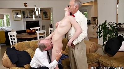 Skinny gay, Pickup, Older, Old men