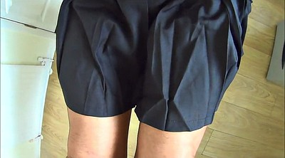 Skirt, School girl, Crossdresser, School girls