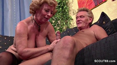 Mature, Old couple, Mature porn, German mature