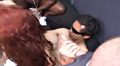 Double penetration, Cum facial, Bailey