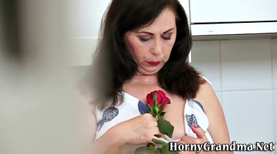 Mature bbc, Mature facial