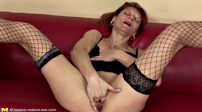 Piss, Pissing, Old milf, Old and young lesbian, Fisting mature