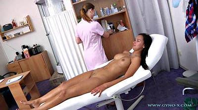 Exam, Gyno, Granny anal, Victoria, Doctor, Anal exam