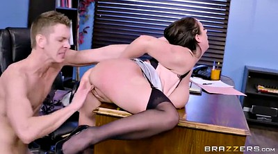 Brazzers, Licking, Angela white, Tits at work, Brazzers anal, At work