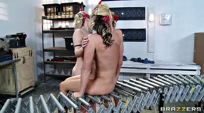 Nikki benz, Long, Nikki brooks, Abbey brooks, Gaming