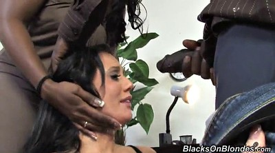 Blacked, Ebony blowjob