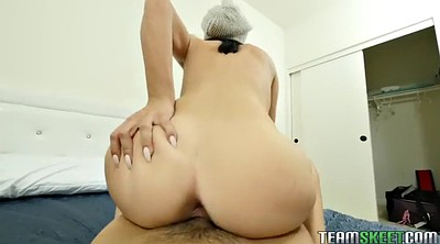 Bbw, Black cock, Big ass latina