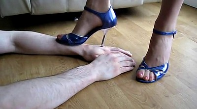 Trampling, High heels, Trample